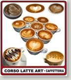 latte art vero